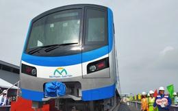 TP.HCM vận hành thử tàu metro số 1 trong quý IV/2021