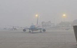 Nhiều chuyến bay không thể hạ cánh xuống Nội Bài vì lý do bất ngờ này