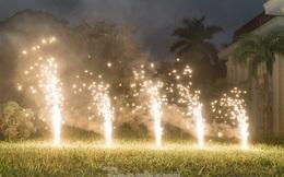 Chi tiết các loại pháo hoa được nhà máy của Quân đội đưa ra thị trường