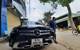 """""""Bàn tay vàng"""" trong làng bốc biển xe: Mua Mercedes cho vợ chơi Tết trúng ngay biển ngũ quý 8 siêu đẹp, trả 7 tỷ cũng chưa bán"""