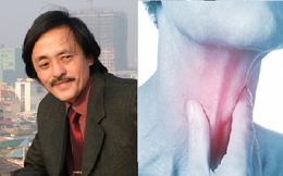 Nhập viện do mất tiếng, nghệ sĩ Giang Còi đã được chẩn đoán mắc bệnh ung thư hạ họng giai đoạn 3: Ba điều cần lưu ý về căn bệnh tai quái này