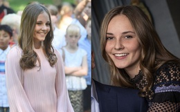 Công chúa kế vị của Na Uy vừa tròn 17 tuổi đã đốn tim với nhan sắc nổi bật, chia sẻ đến lúc lớn mới biết mình là Công chúa