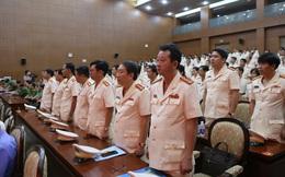 Đại tá Nguyễn Hoàng Thắng giữ chức Trưởng Công an TP.Thủ Đức