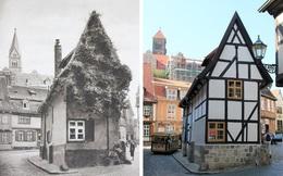 Nhiếp ảnh gia ngao du khắp châu Âu, tìm lại những địa điểm trong loạt ảnh cũ từ 100 năm trước khiến ai cũng ngỡ ngàng vì sự đổi thay kì diệu