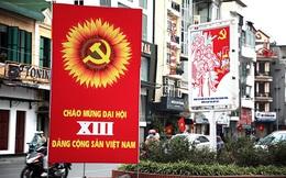 Đại hội XIII của Đảng thu hút sự quan tâm của truyền thông quốc tế