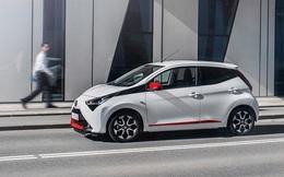 Toyota Aygo 2021 chào hàng khách Việt: Nhỏ hơn cả Wigo, giá gần 800 triệu đồng như Corolla Cross