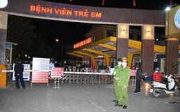 Phong tỏa bệnh viện Nhi Hải Phòng vì ca mắc COVID-19 quê Hải Dương
