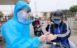 Bên trong bệnh viện dã chiến điều trị bệnh nhân COVID tại Hải Dương