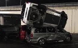 Bị đuổi việc, nhân viên Mercedes bất mãn, tung đòn độc hủy 50 xe gần 60 tỷ tại nhà máy