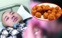 """Thanh niên 29 tuổi sốc khi biết mình mắc ung thư ruột sau nhiều ngày tiêu chảy: Bác sĩ nói """"thủ phạm"""" chính là 2 món ăn đêm độc hại này"""