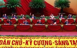 Đại hội XIII rút ngắn 1 ngày, hôm nay tiến hành bầu Ban Chấp hành TƯ khóa XIII