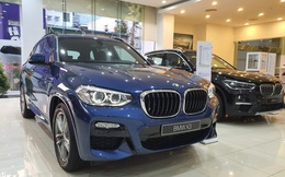 BMW X3 đua 'option' với Mercedes-Benz GLC tại Việt Nam, giá tăng cả trăm triệu đồng