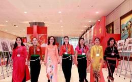 ẢNH: 222 nữ đại biểu tham dự Đại hội XIII của Đảng