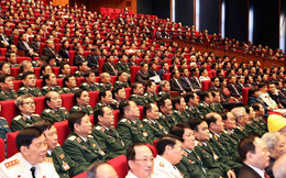 23 đại biểu Đảng bộ Quân đội trúng cử Ban Chấp hành Trung ương Đảng khóa XIII