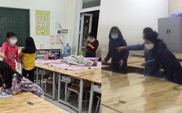 Người mẹ có con học lớp 3 phải cách ly tại trường: Con khóc rất nhiều nhưng giờ đã vui vẻ, không sợ sệt gì cả
