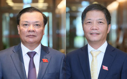 Hai Bộ trưởng Đinh Tiến Dũng và Trần Tuấn Anh được bầu vào Bộ Chính trị