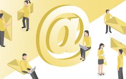 Trả lời một email hết hơn 5 phút, thực ra bạn đang làm việc quá chậm