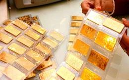 Đầu năm 2021, giá vàng trong nước tăng vọt