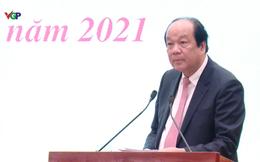 Bộ trưởng Mai Tiến Dũng: 'Việt Nam nằm trong top 10 quốc gia có tốc độ tăng trưởng cao nhất thế giới'
