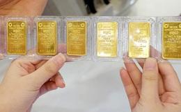 Giá vàng trong nước tiếp tục tăng mạnh, vượt 57 triệu đồng/lượng