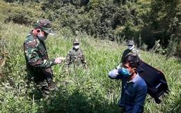 Nghệ An khẩn trương tìm 4 người Trung Quốc nhập cảnh trái phép