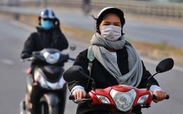 Không khí Hà Nội ở ngưỡng rất xấu, người dân không nên ra ngoài tập thể dục lúc sáng sớm và chiều tối