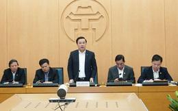 Phó Chủ tịch Hà Nội Chử Xuân Dũng yêu cầu không chủ quan, lơ là với COVID-19
