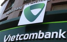 Lần đầu tiên trong 5 năm lợi nhuận của Vietcombank không tăng