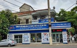 Vụ nâng khống giá thiết bị y tế tại Hà Tĩnh: Khởi tố 9 đối tượng