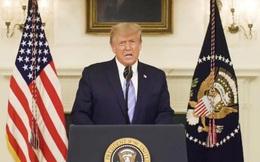 Tổng thống Trump chính thức thừa nhận thất bại, lần đầu lên án bạo loạn tại Quốc hội Mỹ