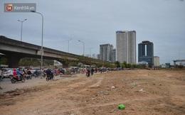 """Ảnh: Đường Hà Nội chật cứng xe cộ, hàng nghìn người """"chôn chân"""", vật lộn với giá rét xấp xỉ 10 độ C"""