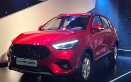 Ra mắt MG ZS 2021: Giá chỉ từ 569 triệu đồng, cạnh tranh cùng Kia Seltos