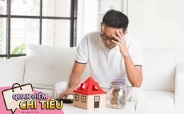 """""""Lương 20 triệu mà 5 năm tiết kiệm vẫn không mua nổi nhà"""" - thực tế của cặp vợ chồng trẻ làm """"sôi sục"""" quan điểm gia đình thu nhập trung bình có nên gắng sức mua nhà ở các thành phố lớn"""