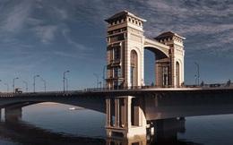 Hà Nội sẽ thi tuyển phương án kiến trúc cầu Trần Hưng Đạo 9.000 tỷ đồng