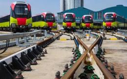 Cận cảnh 10 đoàn tàu tuyến Metro Nhổn - ga Hà Nội sẵn sàng chạy thử nghiệm