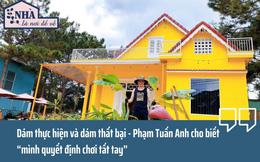 """Chàng thanh niên """"bỏ phố về rừng"""", xây ngôi nhà đẹp xinh với thú vui cây cỏ: Ước mơ nhỏ trị giá cả tỷ đồng"""