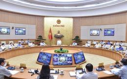 Chính phủ họp thường kỳ, tập trung thảo luận về 2 nội dung chính: Kinh tế và thích ứng an toàn với Covid-19