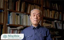 """Mắc 2 loại ung thư nhưng nhà văn nổi tiếng vẫn sống thọ tới 98 tuổi: Bí quyết nằm ở """"3 không"""", rất đơn giản nhưng ít người kiểm soát được"""