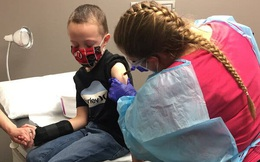 Vaccine Moderna ngừa Covid đạt hiệu quả mạnh với trẻ từ 6 - 11 tuổi, kích thích miễn dịch cao hơn người lớn tới 1,5 lần