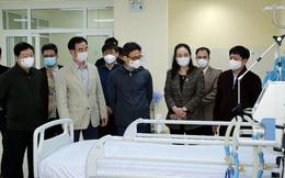 Phó Thủ tướng Vũ Đức Đam: Hải Dương, Quảng Ninh sau 6 ngày nữa sẽ khoanh được ổ dịch