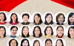 19 nữ Ủy viên Ban Chấp hành Trung ương Đảng khóa XIII
