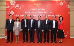 Lào Cai hút các doanh nghiệp bất động sản lớn về đầu tư
