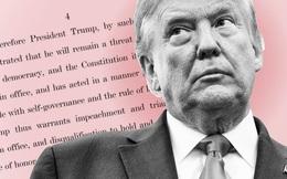 [NÓNG] Thượng viện Mỹ xác nhận việc luận tội cựu TT Trump là hợp hiến, cho phép phiên tòa tiếp tục