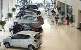 Hết ưu đãi phí trước bạ, thị trường ô tô sụt giảm mạnh tháng 1/2021