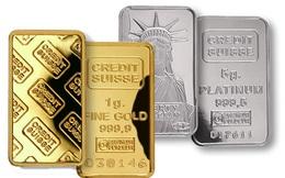 Giá vàng, bạch kim và palađi tăng vọt trước Tết Nguyên đán, diễn biến sắp tới sẽ ra sao?