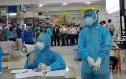 Tết không nghỉ, nhân viên y tế TPHCM 'trắng đêm' lấy mẫu xét nghiệm COVID -19 diện rộng