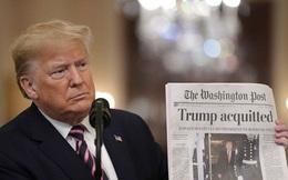 [Nóng] Cựu Tổng thống Donald Trump thoát luận tội, con đường chính trị tương lai rộng mở