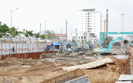 Đà Nẵng đẩy mạnh thi công các công trình, dự án trọng điểm