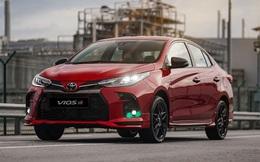 Lộ diện Toyota Vios 2021 tại Việt Nam: Đèn LED sang chảnh như Lexus, có bản thể thao cạnh tranh Honda City RS