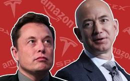 Jeff Bezos giành lại cương vị người giàu nhất thế giới từ tay Elon Musk